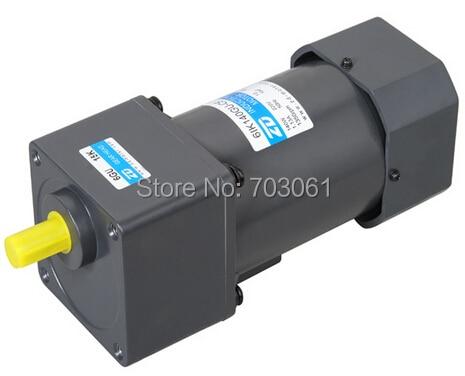 140W single phase AC gear motors AC induction motors micro reduction motors 220V 28w 40w torque