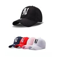 2017 Baseball Cap Men Outdoor Sports Golf Leisure Hats N Letter Embroidery Sport Cap For Men