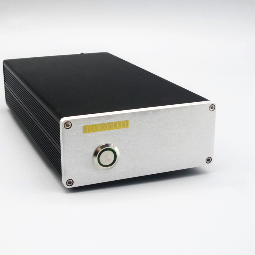 50w-100W DC Linear Regulated Power Supply DC Output DC5V 12v 24V Voltage Optional Precision Power Supply For DAC tube amplifier