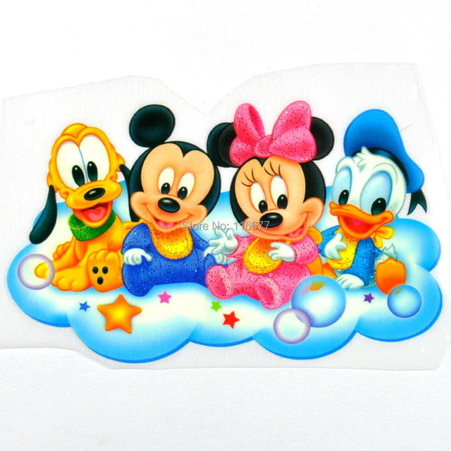 10 Pcs Of Baby Mickey Amp Minnie Mouse Donald Duck Pluto