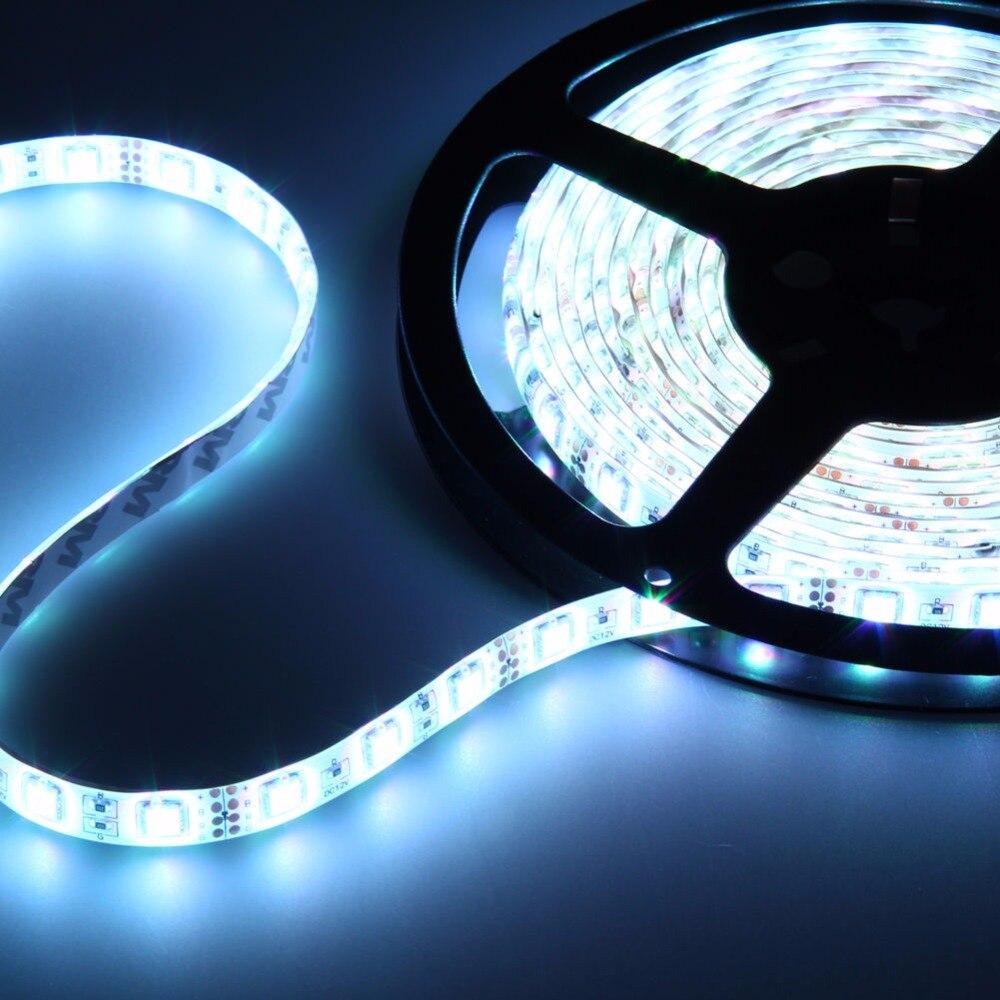Bright 3528 12 Volt Led Strip Lights 240 Leds: MIFXIN NEW Waterproof IP65 5M 300 LEDS Super Bright SMD