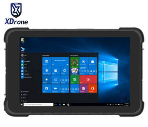 Kcosit Tablet Rugged Waterproof Windows 10 8--Touch HDMI Original 1280x800 Car 4G Gps