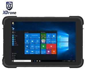 Oryginalny Kcosit K86 wytrzymały Windows 10 wodoodporny samochód Tablet PC Pro IP67 odporny na wstrząsy 8