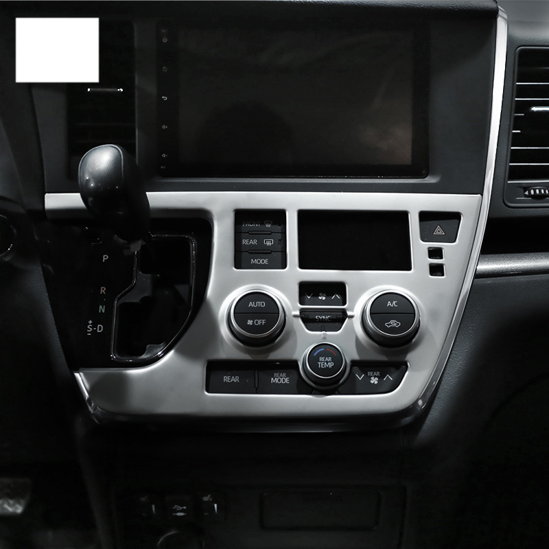 2016 Toyota Sienna Exterior: Lsrtw2017 304 Stainless Steel Car Center Control Panel