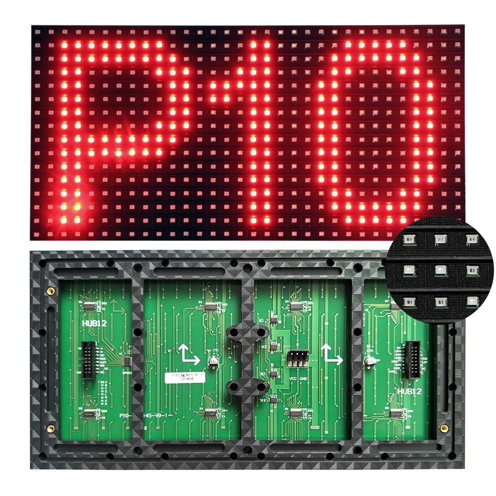 Sime-outdoor P10 LED module 1