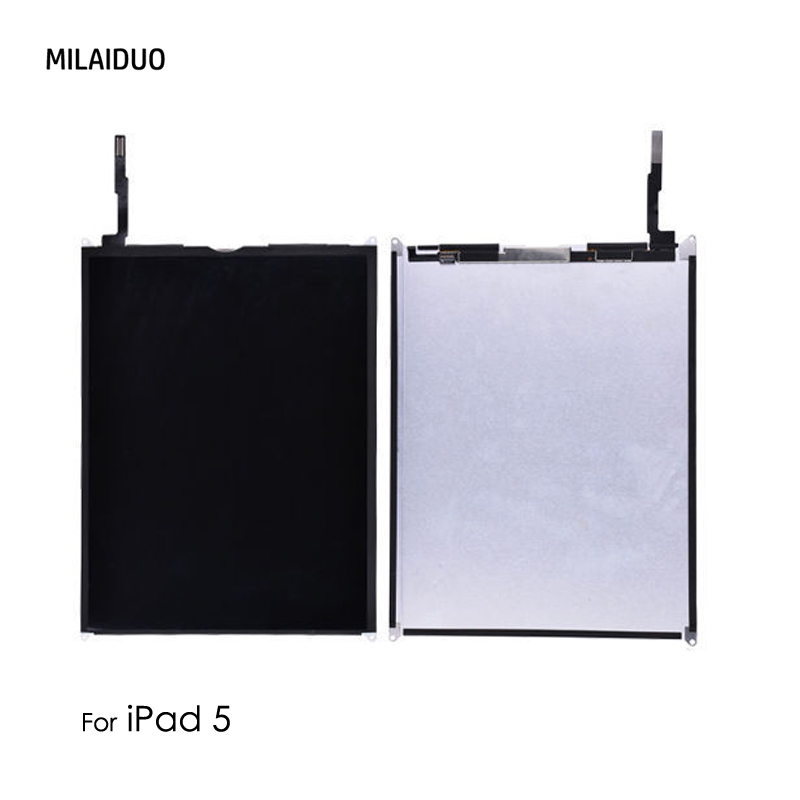 Original LCD Display Panel Screen Monitor Module For iPad Air 1 A1474 A1475 A1476 Tablet LCD Spare Parts Replacement For iPad 5 original 9 7 inch lcd screen lp097qx2 sp av for ipad air 5 5th ipad 5 lcd display screen panel replacement free shipping