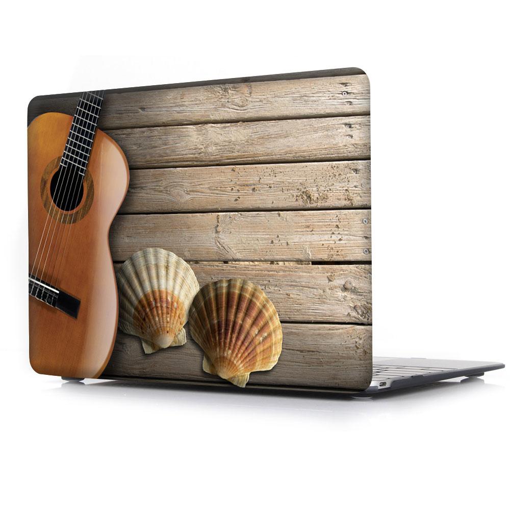 Specjalna obudowa z gwiezdnego gitary, wiśnia Earth Case do Macbook - Akcesoria do laptopów - Zdjęcie 2