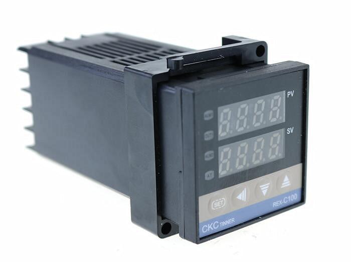 Rkc Rex C100 Rex C100fk02 M An Da Digital Pid Temperature