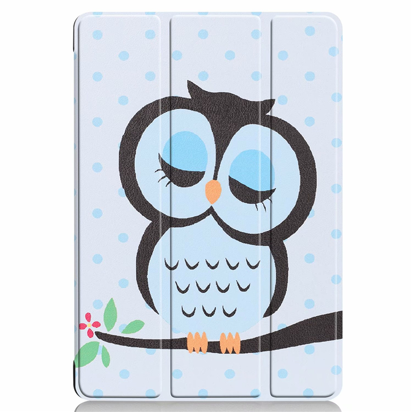 Case For Huawei T5 10 PU Leather Case Cover Slim Shockproof Protect Stand For Huawei Mediapad T5 10.1'' Smart Tablet Skin Fundas