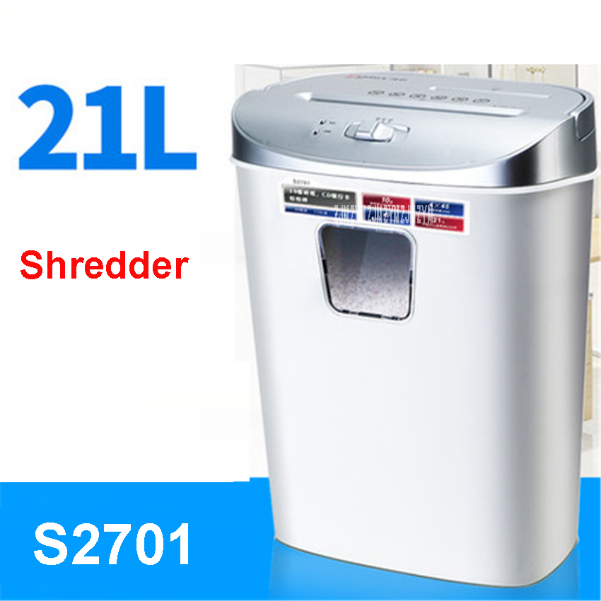 S2701 Mini Automatic electric paper shredder household file shredder electric silent card machine crushed 220V Shredder 4*45mm original new lcd cable fit for dell inspiron 14 7447 dd0am7lc011 k91dw 0k91dw