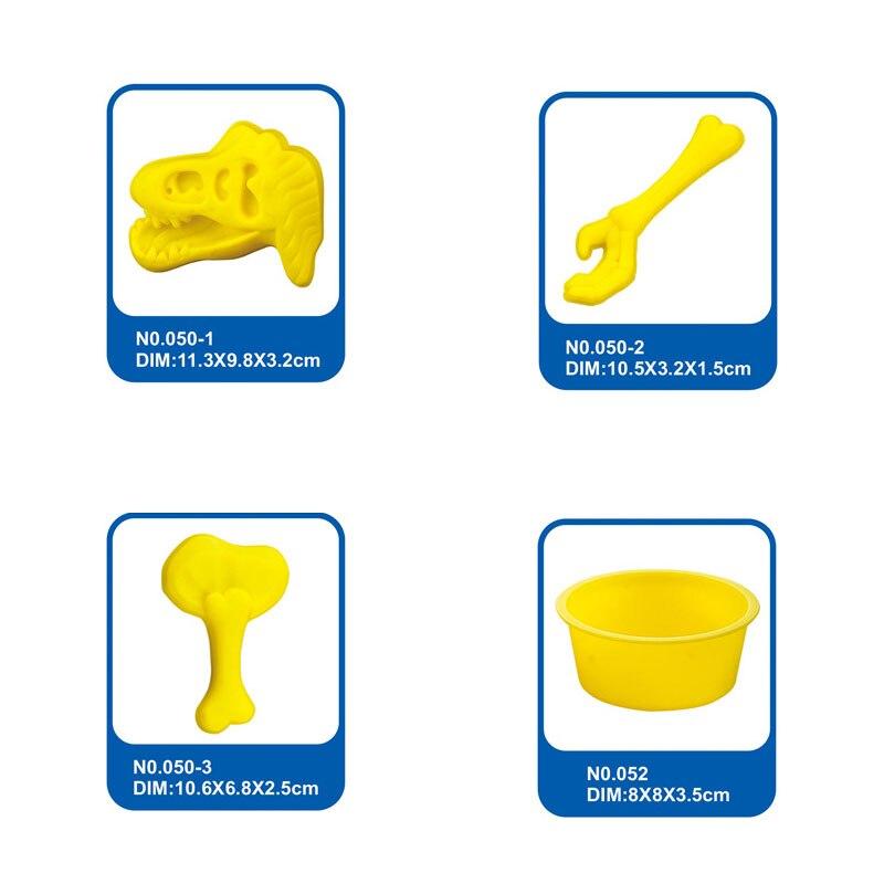 322-32-1 Dinosaur mold toys (4)