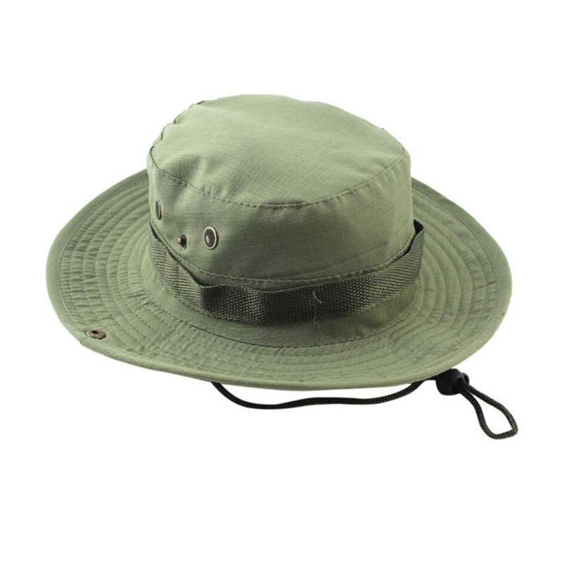 0cc42b7356879c UK Bucket Hat Boonie Hunting Fishing Outdoor Cap Wide Brim Military Unisex  Sun Clothes, Shoes & Accessories Fishing