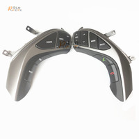 For 2012 Hyundai Elantra Multifunction Steering Wheel Button Bluetooth Audio And Cruise Control Car Steering Wheel