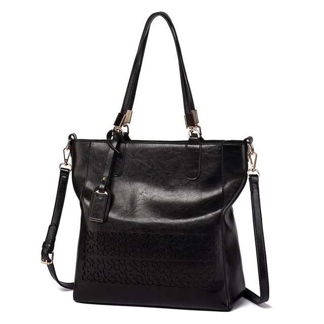 Women Shoulder Bag Hollow...