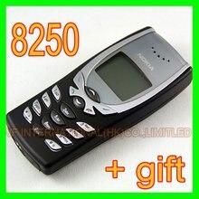 Восстановленный сотовый телефон Nokia 8250 2G GSM 900/1800 разблокирован 8250 телефон и не может использовать в США