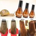 100 puro óleo de cabelo caracol extratos melhorar frizz suavidade drape essência vulnerabilidade divisão produtos de cuidados 60 ml A2
