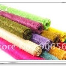 21 Цвета для выбранного sinamay материал приятный Льняной материал хорошо для изготовления аксессуаров для волос вуалетки 4 цвета/лот 2 м/лот