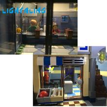 Lightaling LED light up kit Compatible with Famous Brand Creator Building Blocks Model Brick Light Decorate Toys