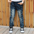 2017 New Arrival Children Denim Jeans Boys Skinny Jeans Kids Fashion Denim Jeans Children Spring Autumn Long Pants Kids Jeans