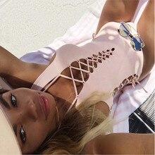Jednoczęściowy strój kąpielowy SANDRA