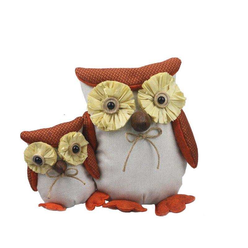 Owl Plush Doll Stuffed Animal Toy For Children Kawaii -1787