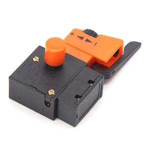 Image 5 - AC 250V/4A FA2 4/1BEK מתכוונן מהירות מתג חשמלי תרגיל הדק מתגים