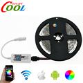 LED Strip 5050 RGB Set 5 meter RGB LED Strip + Mini Wifi RGB LED Controller.