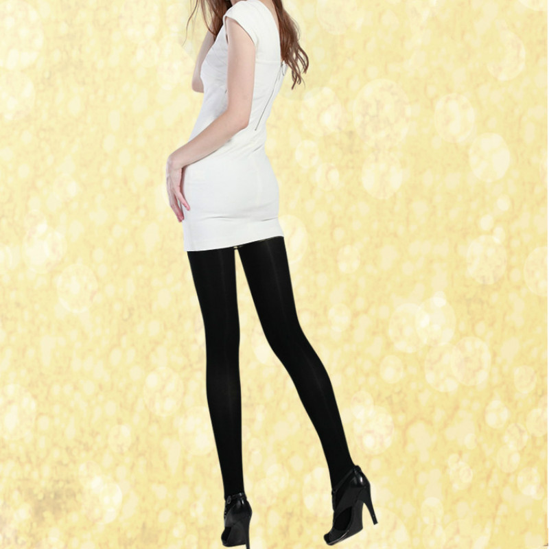 520D Medical Secondary Pantyhose Women High Waist Slimming Tights and Leggings Sexy Skinny Shaping Stockings for ladies Black in Tights from Underwear Sleepwears