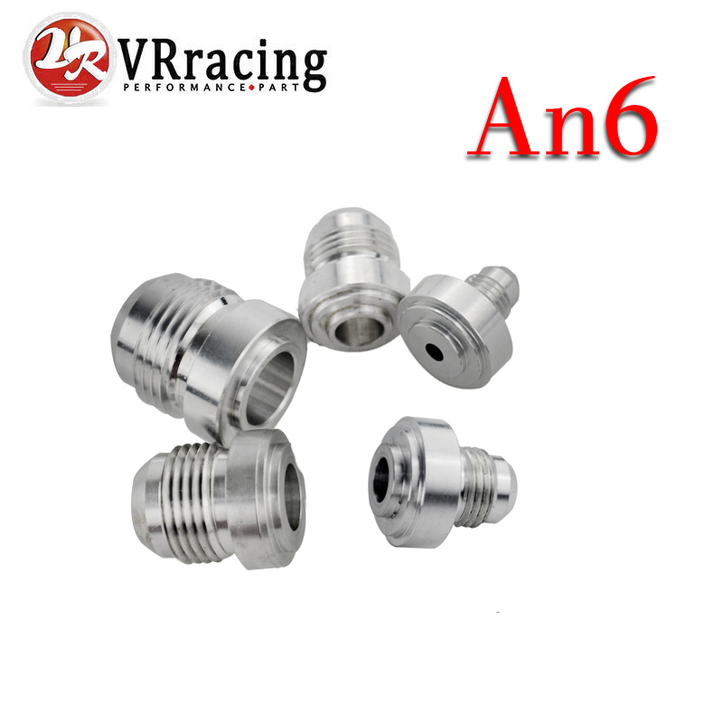 an Straight Male Weld Fitting Adapter Weld Bung Nitrous Hose Fitting Silver Sl617-7206 To Win A High Admiration And Is Widely Trusted At Home And Abroad. 4pcs/pack Top Quality Aluminum An6 Vr