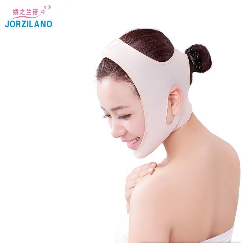 1pcs Face Up Lift Up Curea de dormit Face-Lift Mask Masaj Slăbire - Asistență medicală