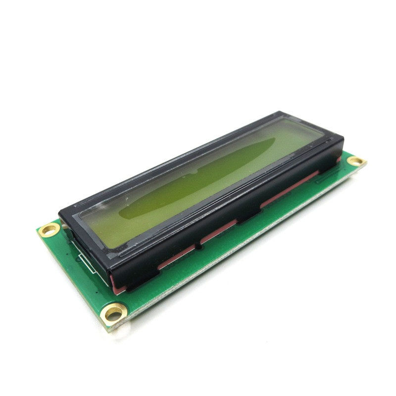 1PCS LCD1602 1602 Module Green Screen 16x2 Character LCD Display Module Green Blacklight For Arduino