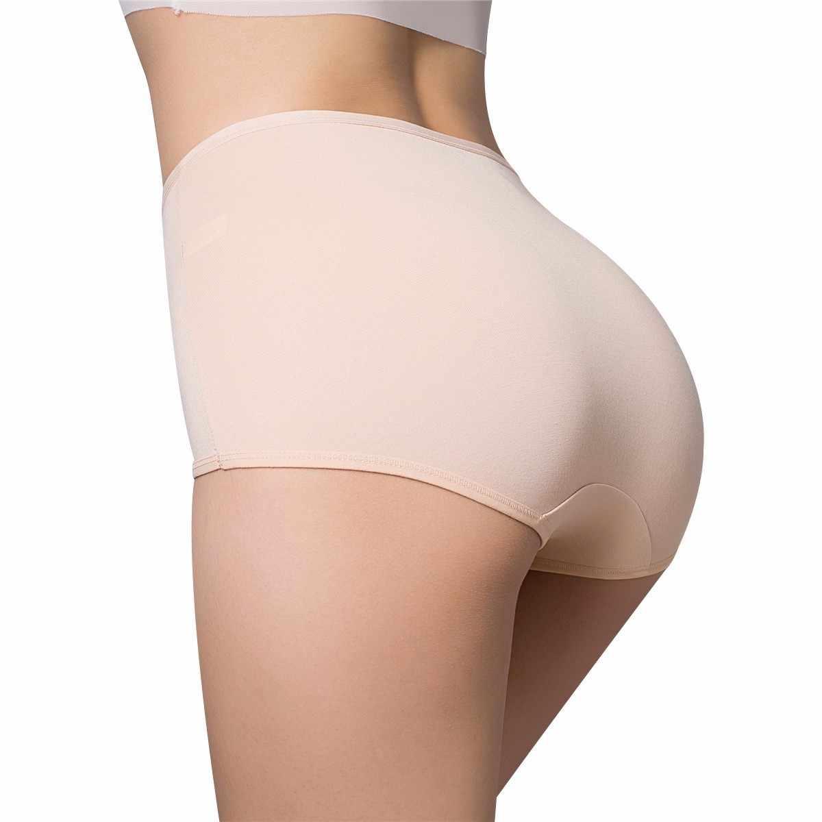 f09f36954e7 2019 winte intimates Women's Panties Ma'am High Waist Triangle Underpants  Non-trace Seamless