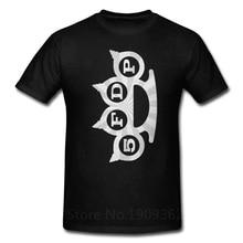Adult Slim Fit T Shirt S-Xxl  Short Sleeve Men Fashion Crew Neck Five Finger Death Punch Shirts