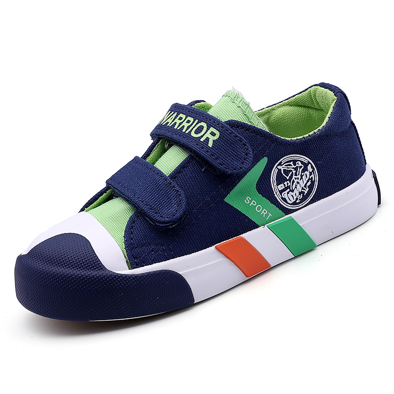 Autumn New Children's Canvas Shoes Student Board Shoes Boys And Girls Korean Casual Shoes Tide