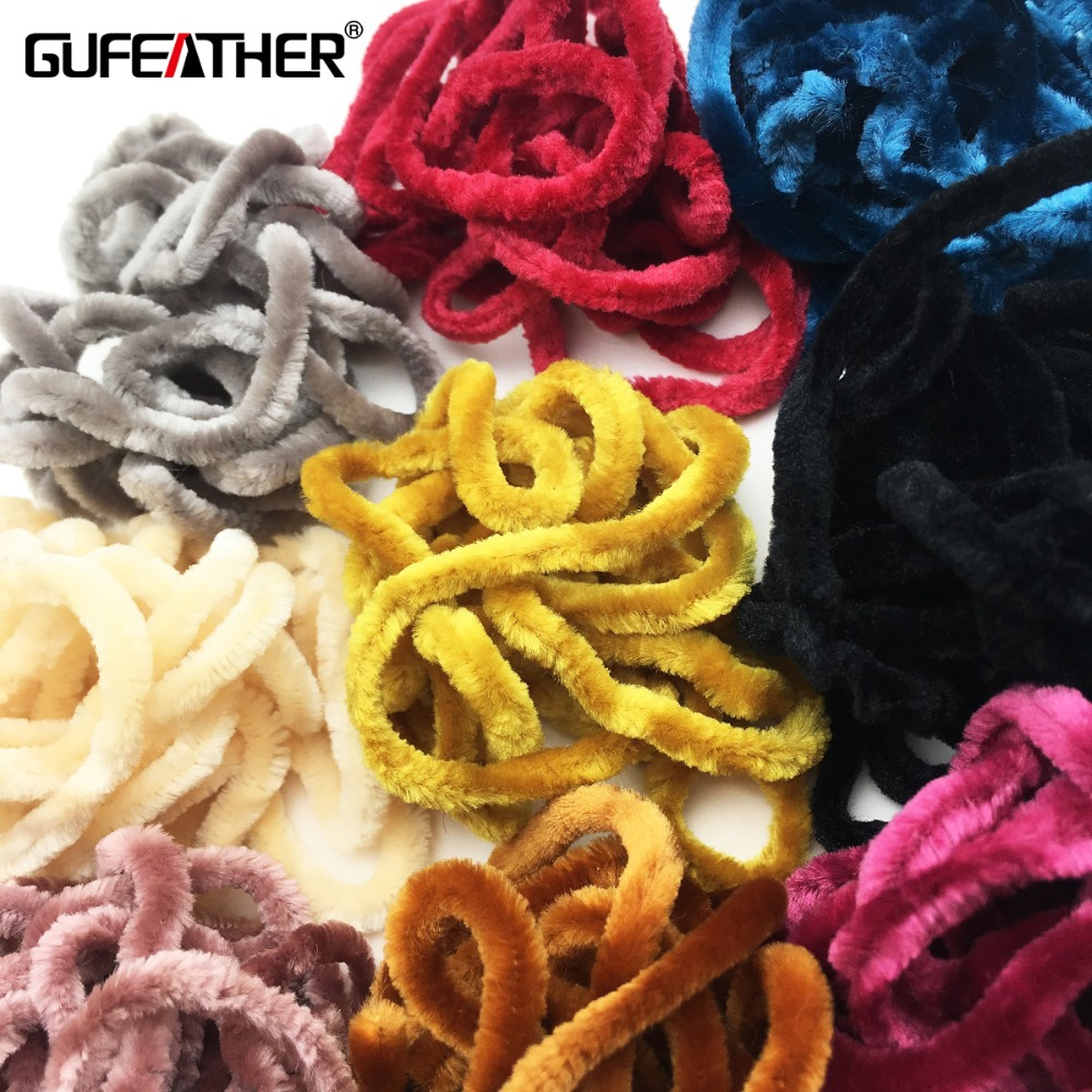 GUFEATHER M187,embroidery Badge Mat,diy Jewelry Accessories,jewelry Findings,cotton Thread,hand Made,jewelry Making,about 2000cm
