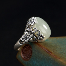 Authentic Women's 925 Silver Ring Butterfly Women Accessorie