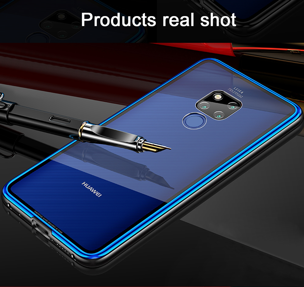 Ascromy-Metal-Bumper-Case-For-Huawei-Mate-20-Pro-Aluminum-Frame-Crystal-Tempered-Glass-Cover-Coque-For-Huawei-Mate-20-Mate20-X (4)