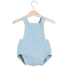 Baby Girl Boy Romper Jumpsuits Clothes