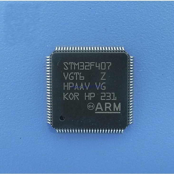 1pcs/lot STM32F407VGT6 32F407VGT6 STM32F407 TQFP-100 In Stock
