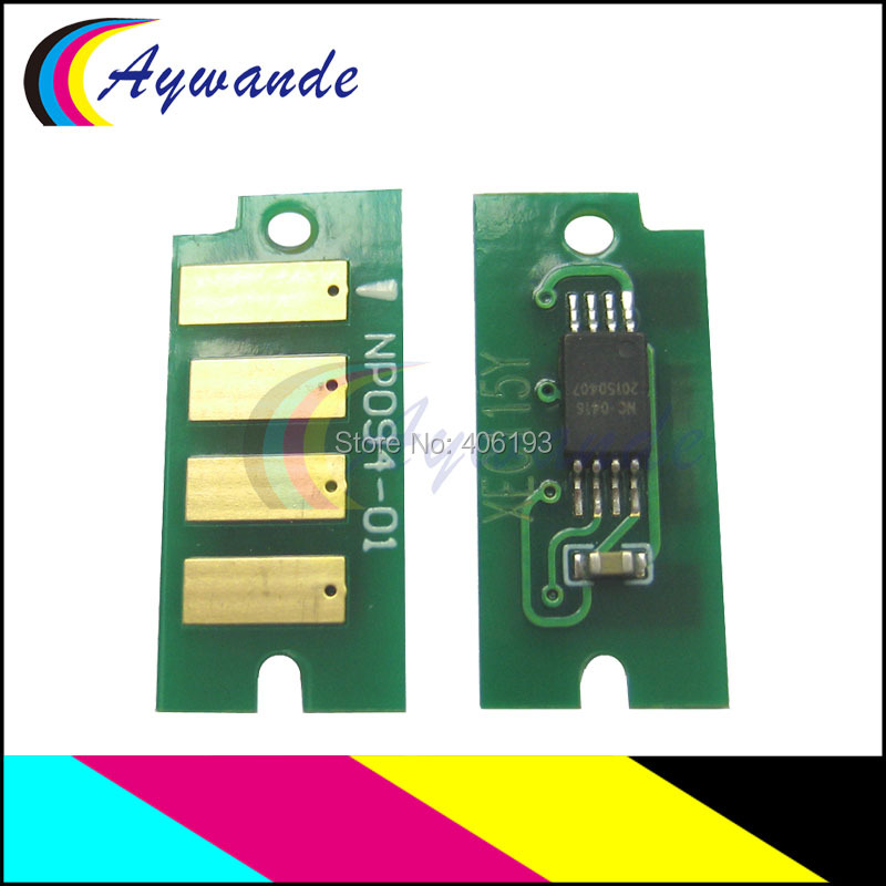 Image 4 - Toner Cartridge Chip for Xerox 6015 chip Phaser 6000 6010 WorkCentre WC 6015 for 106R01634 106R01631 106R01632 106R01633-in Cartridge Chip from Computer & Office