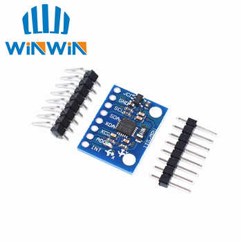 C74 100pcs/lot GY-521 MPU-6050 MPU6050 Module 3 Axis analog gyro sensors+ 3 Axis Accelerometer Module - DISCOUNT ITEM  19% OFF Electronic Components & Supplies