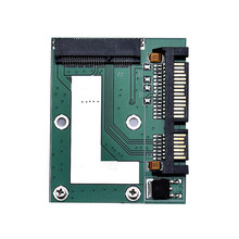 DATA Best Price ! mSATA SSD To 2.5Inch SATA 6.0 Gps Adapter Converter Card top quality DEC13