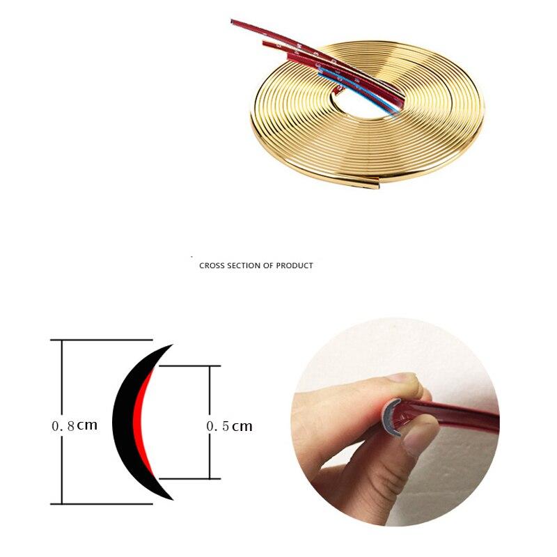 Skateboard Bumper Strip Protective Strip Tape_7