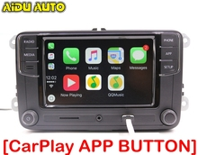 "Carplay Noname RCD330 330G Plus 6.5"" MIB Radio APP For VW Golf 5 6 Jetta CC Tiguan Passat Polo 6RD 035 187 B 6RD035187B"