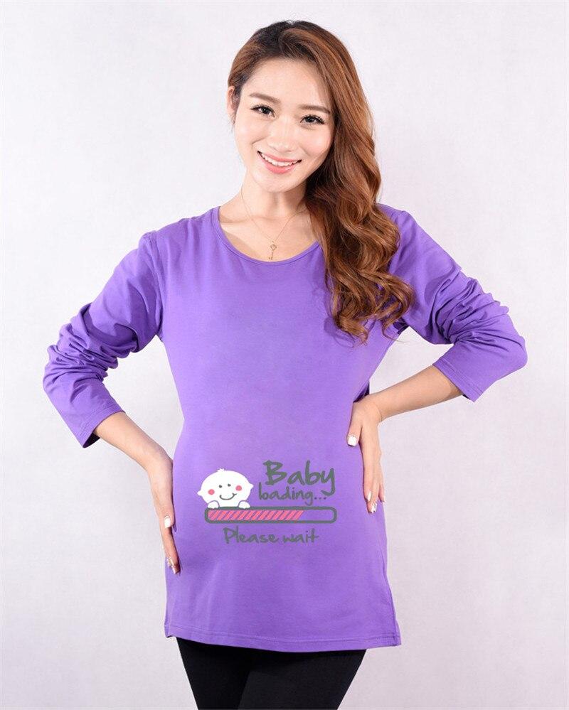 Pregnant Mums T Shirt Womens Mum Mummy Mother Maternity Pregnancy Funny Gift