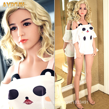 AYIYUN Sex Doll with Skeleton Real Silicone Sex Dolls for Man Anime Love Dolls Japanese Dolls for Adults Vagina Real Pussy