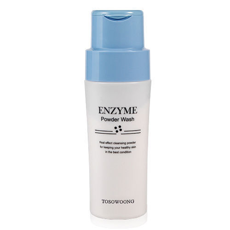TOSOWOONG Enzyme Powder Wash ( Enzyme Cleanser ) 70g Face Cleanser Powder WashDeep Cleansing Abundant Papain Enzyme Bubbles