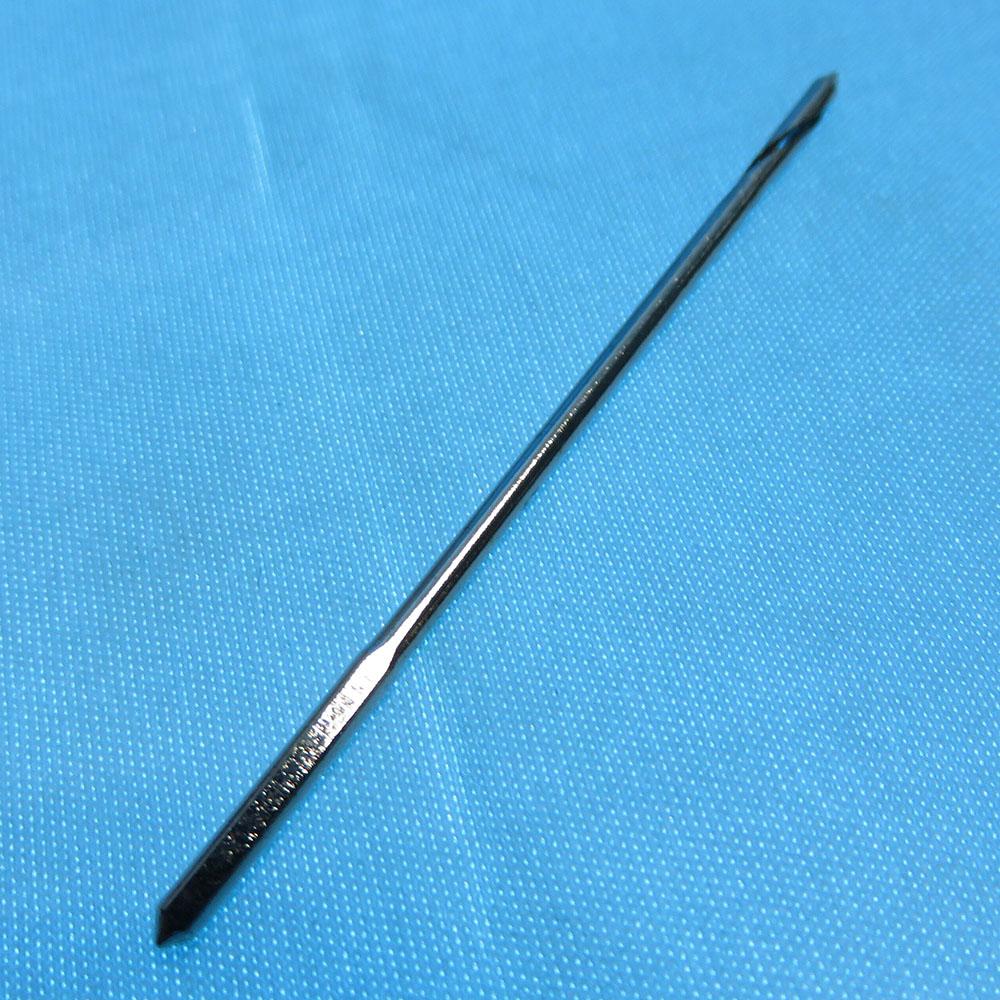 Spiral hook needles for book binding machine 160 23 at 54mm long 100 pcs lot