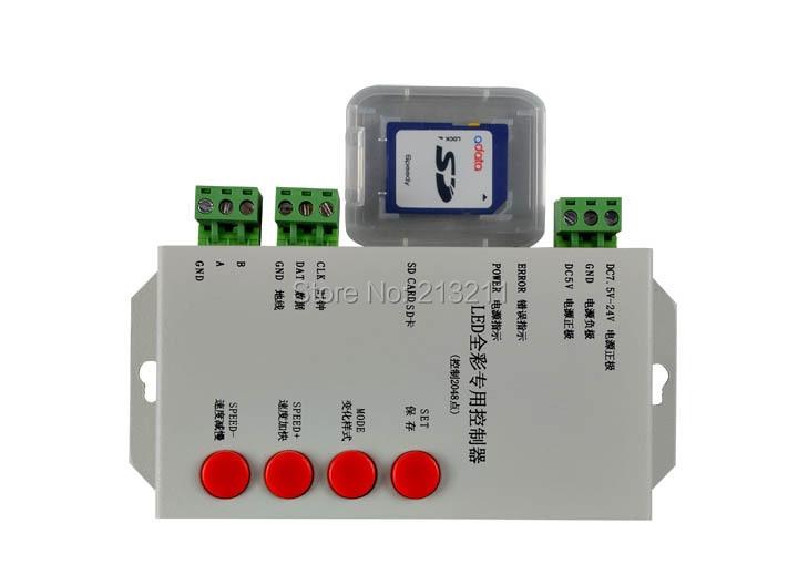 T1000S T-1000S առաջատար պիքսելային մոդուլ SD - Լուսավորության պարագաներ - Լուսանկար 2
