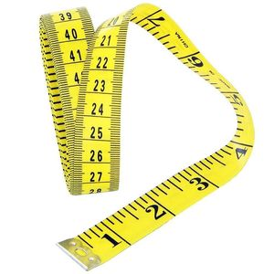 Image 5 - Top Quality Durable Soft 3 Meter 300 CM Sewing Tailor Tape Body Measuring Measure Ruler Dressmaking